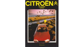 Citroën CX 2 Liter berlines (1982)