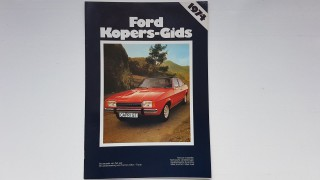 Ford Kopers Gids 1974