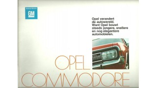 Opel Commodore (1971)